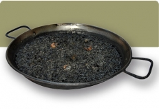Arroz negro al estilo Don Antonio